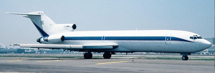 channel 4 boeing 727 crash